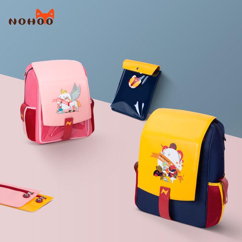 Nohoo Children Products-Nohoo Children School Bag Sponsors The China International Childrens Car-12