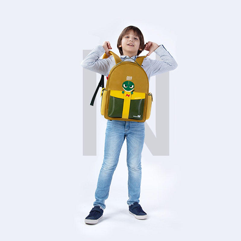 NHZ021-18 rocket series waterproof primary school kindergarten school bag