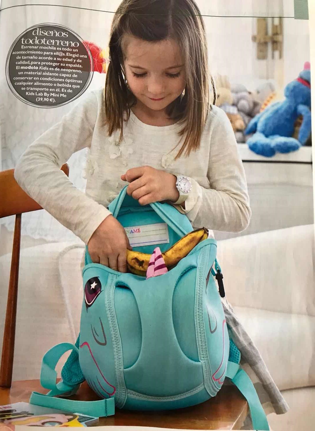 NOHOO-Nohoo High Quality Children Backpacks Opened Up A Good Market For Spanish Customers-3