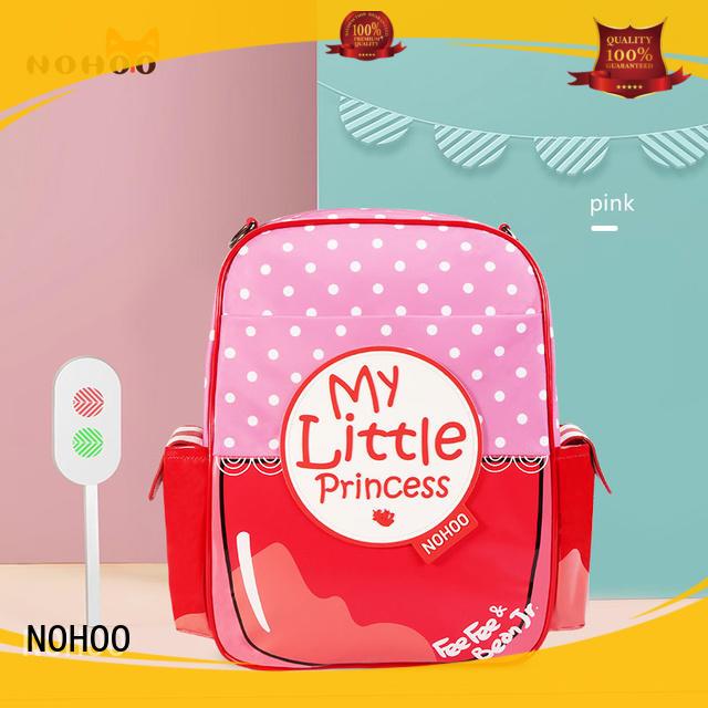 NOHOO light animal backpacks for girls wholesale for children