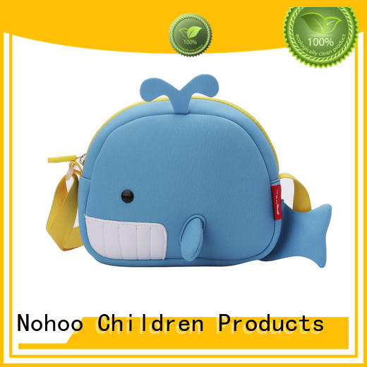 quality personalized messenger bags butterfly mini Nohoo Children Products company