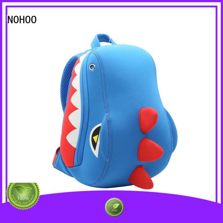 environmental monogrammed kids backpack cat series for kids