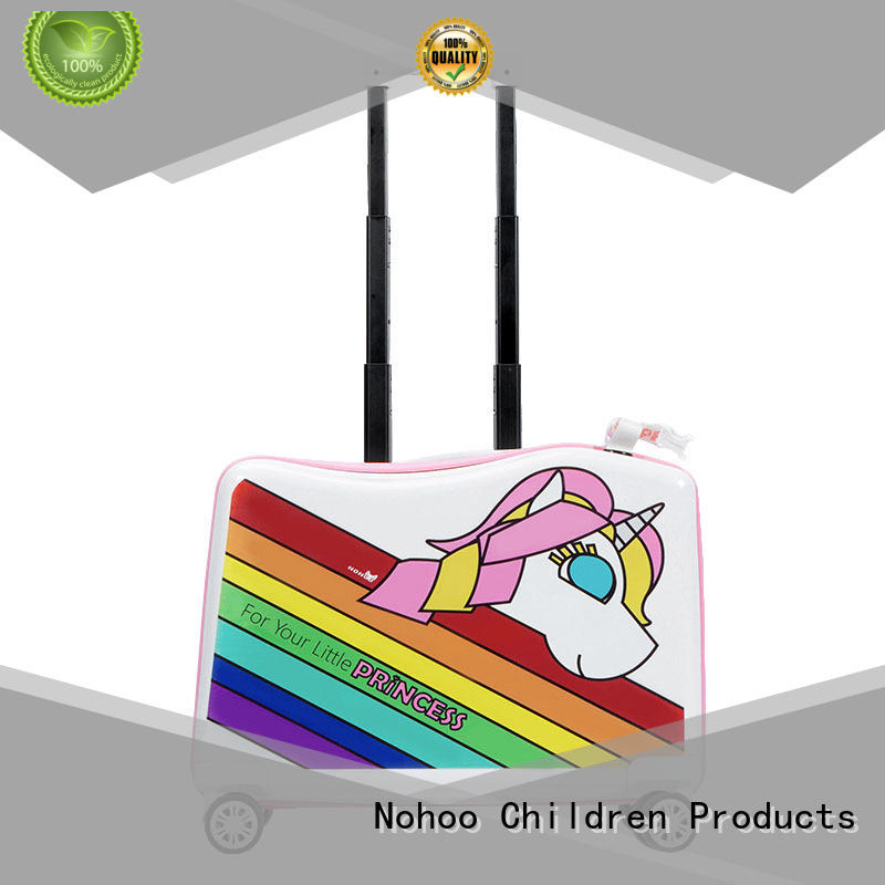 NOHOO cute family backpack design for kids