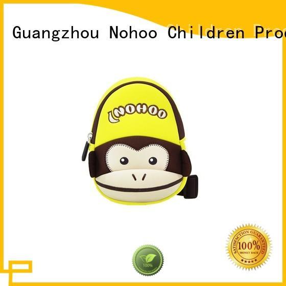 neoprene dinosaur kids sling backpack kindergarten Nohoo Children Products Brand
