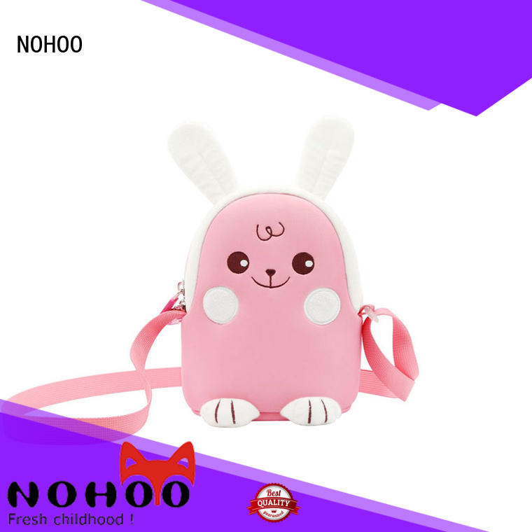 NOHOO elegant girls messenger bag supplier for preschool