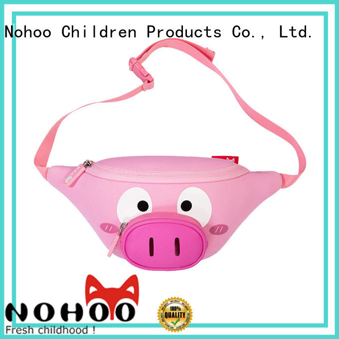 NOHOO dinosaur custom backpack manufacturers from China for children