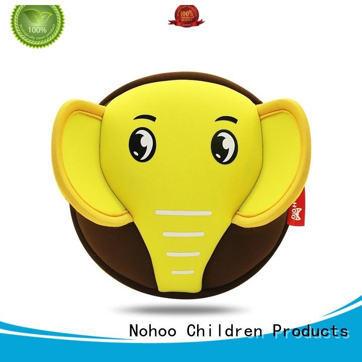 Hot small messenger bag cartoon Nohoo Children Products Brand