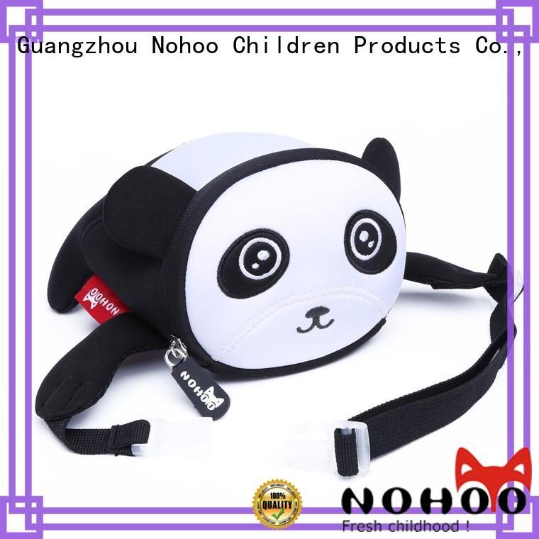 NOHOO waterproof waist backpack bags for school