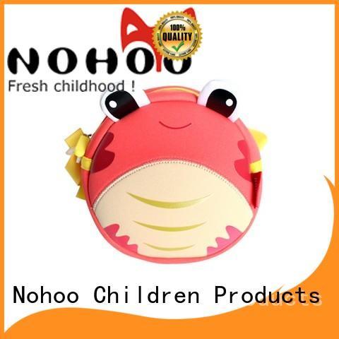 Nohoo Children Products functional lightweight messenger bag material for kindergarten