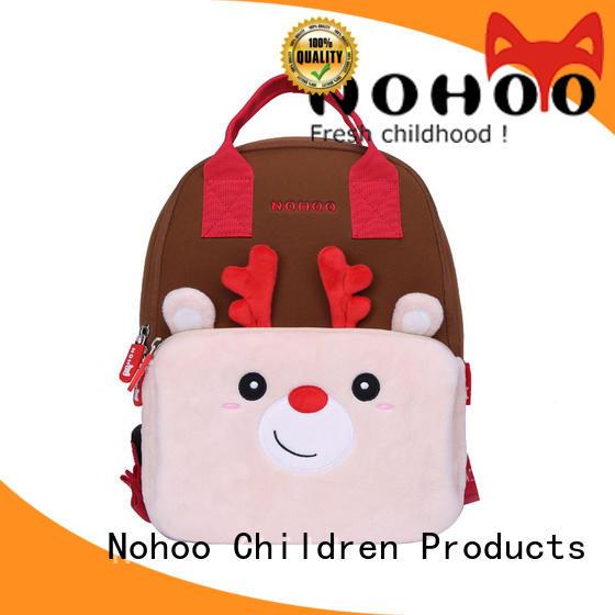 NOHOO design bookbags for kids factory for children