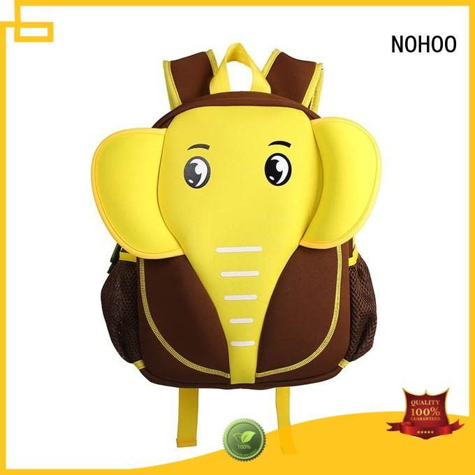 NOHOO soft small toddler backpack wholesale for outdoor
