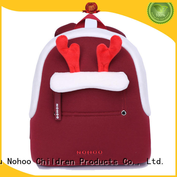 neoprene sling back bag zoo for child Nohoo Children Products