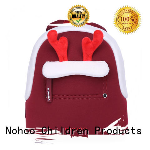 backpack kid custom Nohoo Children Products Brand cute baby bags supplier