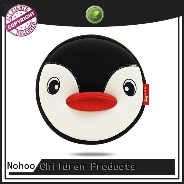 NOHOO carton messenger style bag factory price for girls