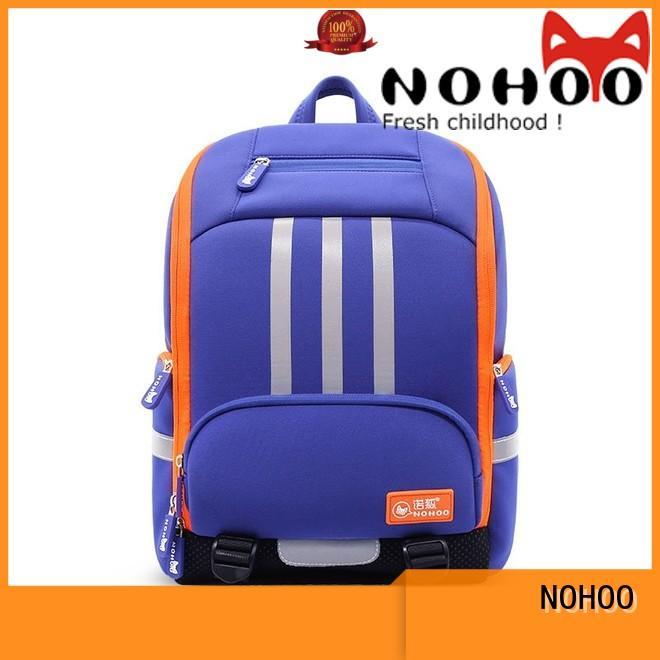 NOHOO robot herschel toddler backpack supplier for primary students