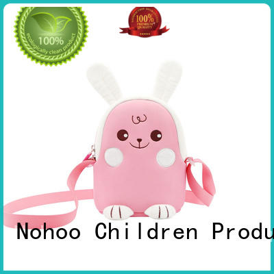 NOHOO weight girls messenger bag supplier for kindergarten