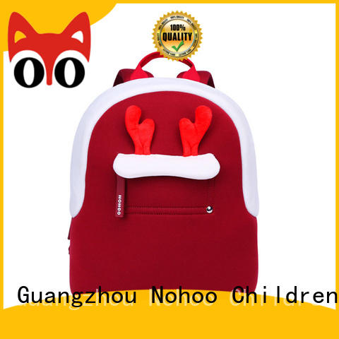 Nohoo Children Products Brand custom backpack american made backpacks cute