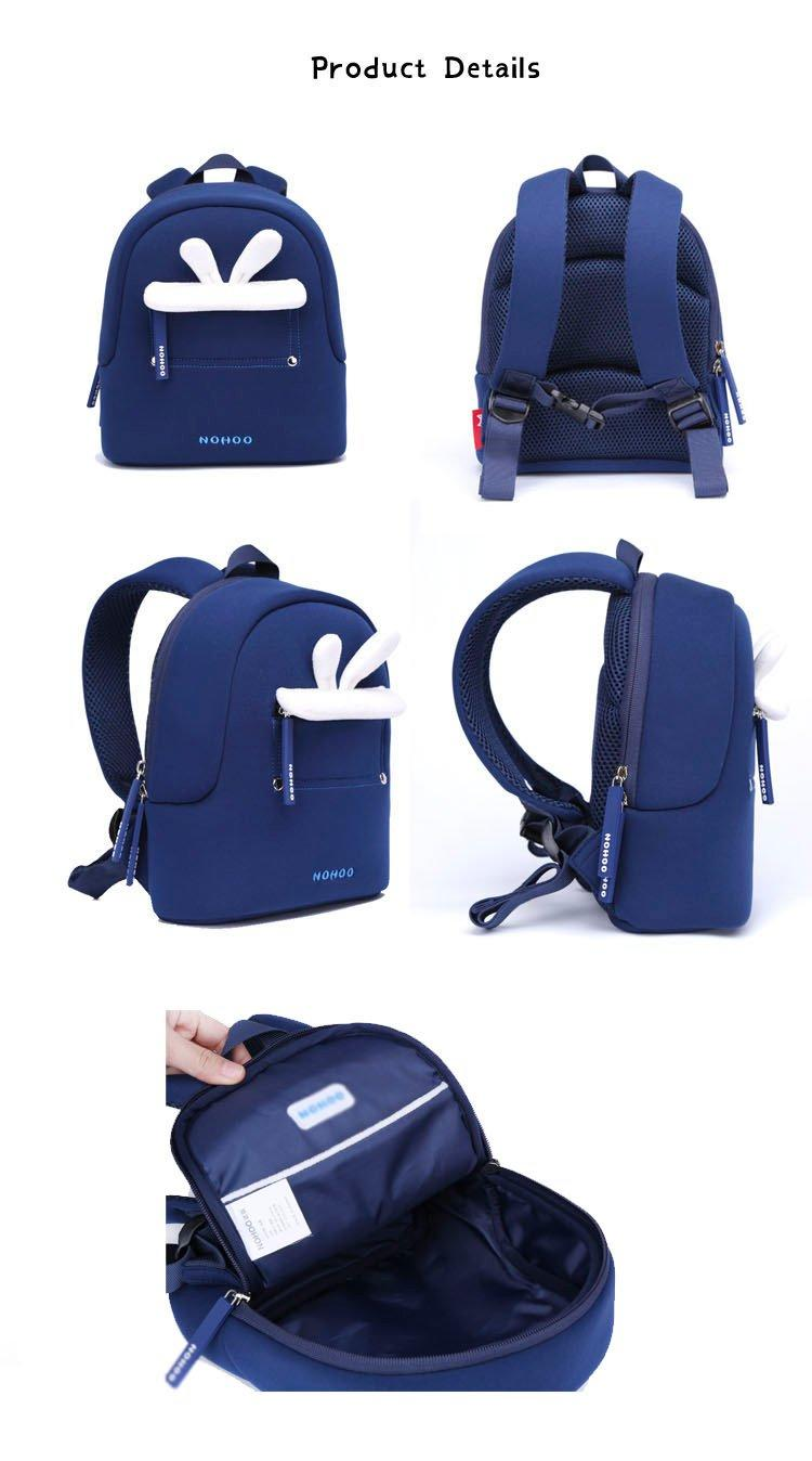 Nohoo Children Products-Luxury Baby Bags Neoprene Plush Lightweight Outdoor Travelling