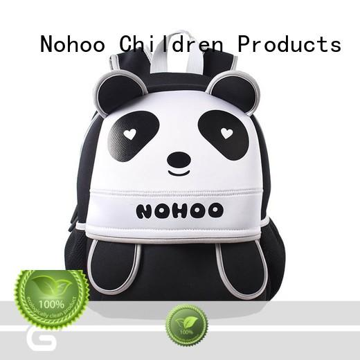 NOHOO animal toddler girl backpacks personalized supplier for primary students