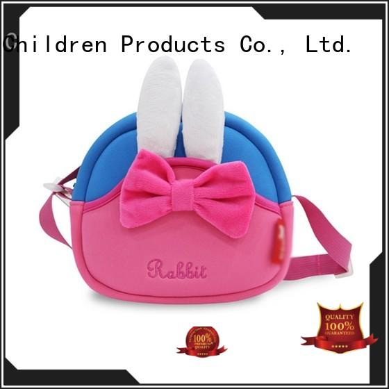 Nohoo Children Products elegant small canvas messenger bag wholesale for girls