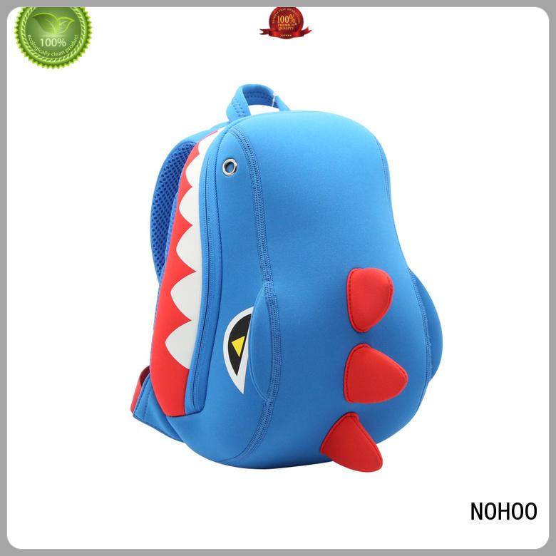 NOHOO pig custom backpack manufacturers manufacturer for kindergarten