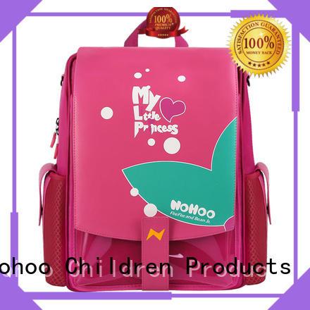 NOHOO lightweight Polyester children school bag personalized for children