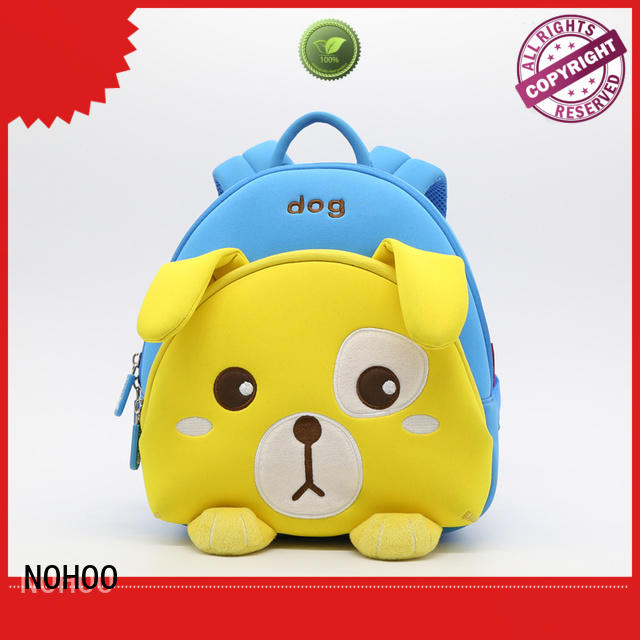 NOHOO style little backpacks for toddlers factory price for hiking