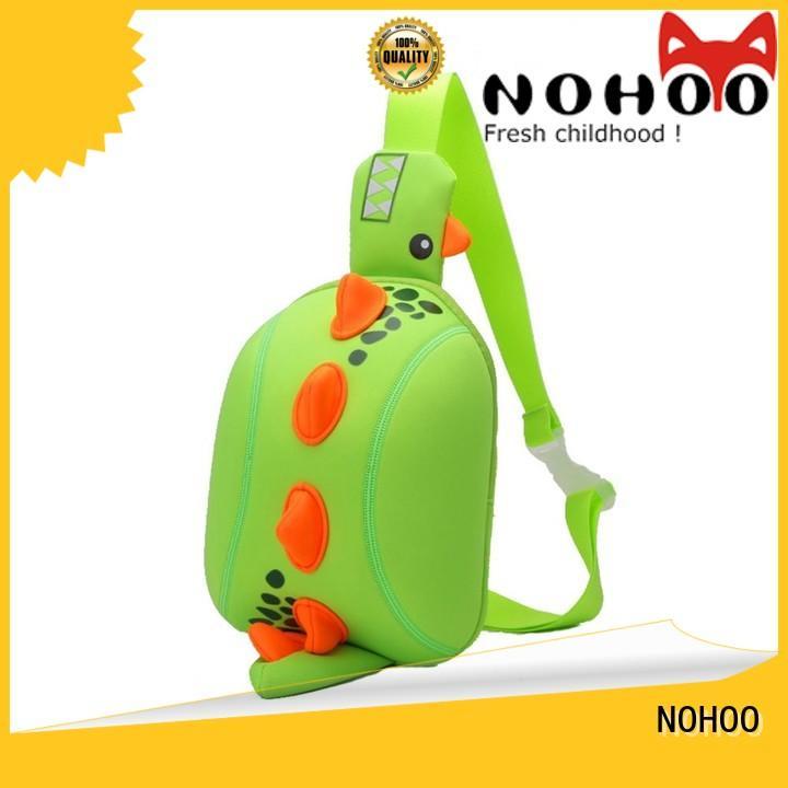 mini sling bag panda for children NOHOO