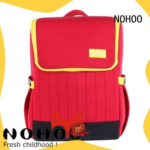 NOHOO robot best toddler backpack functional for primary students