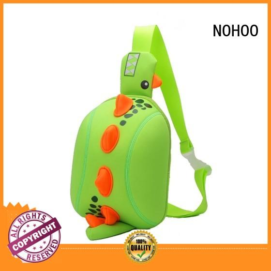 NOHOO reliable sling bag backpack series for kids