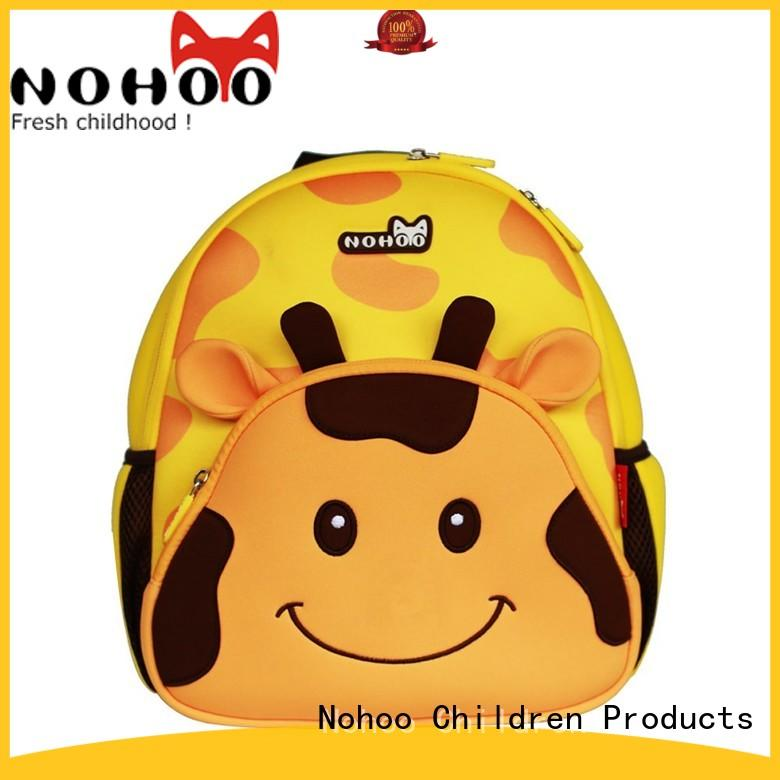 NOHOO lightweight animal backpacks for toddlers personalized for hiking