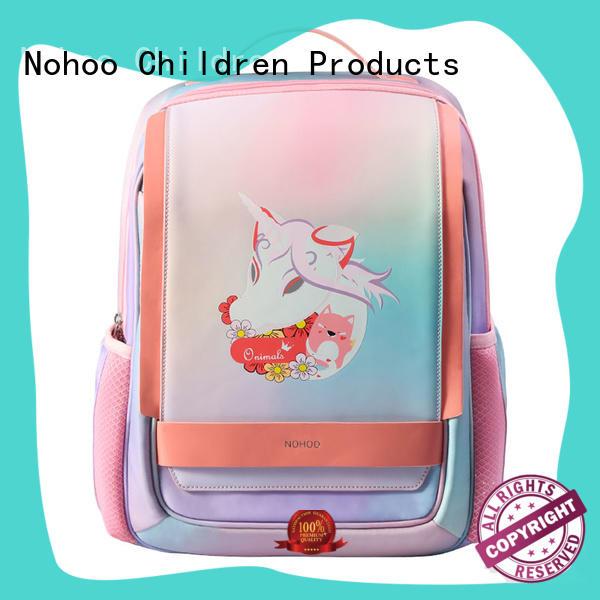 NOHOO nohoo Polyester children school bag factory price for preschool