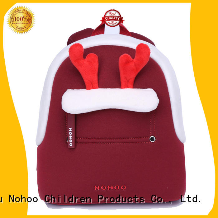 american made backpacks kid family travel Nohoo Children Products Brand cute baby bags