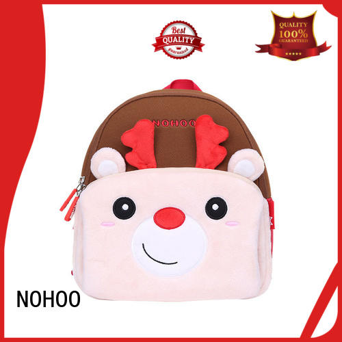 NOHOO zoo cute travel backpacks inquire now for school