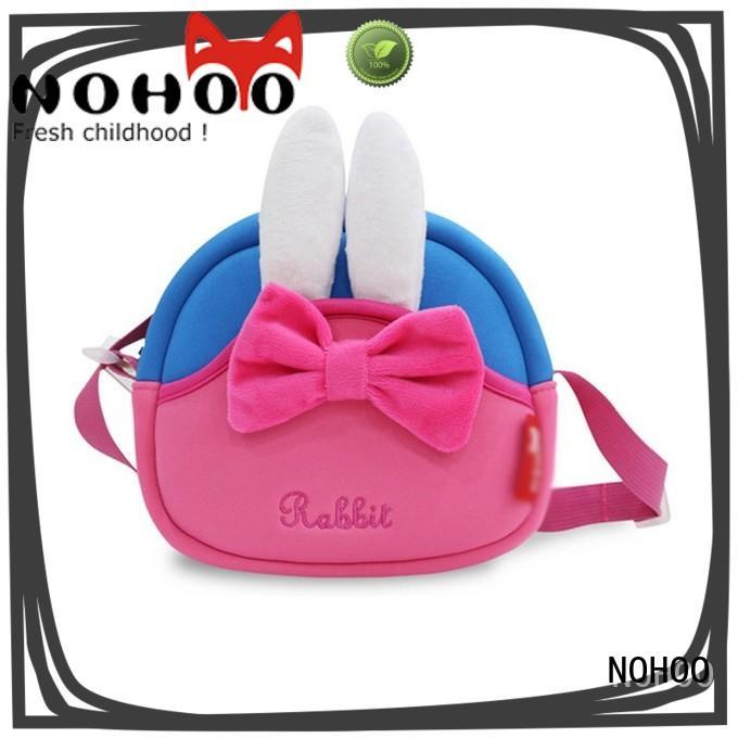 NOHOO excellent custom messenger bags wholesale for preschool