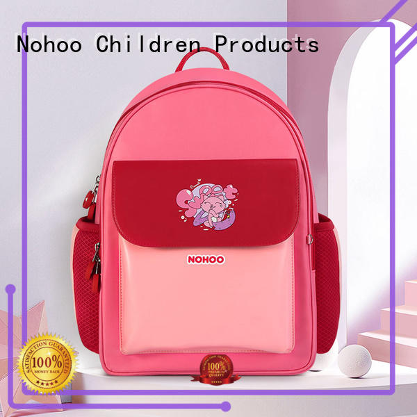 sturdy polyester school bags primary factory price for kindergarten
