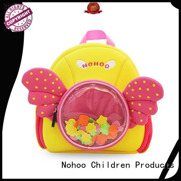 lovely cute best kids backpacks Nohoo Children Products Brand