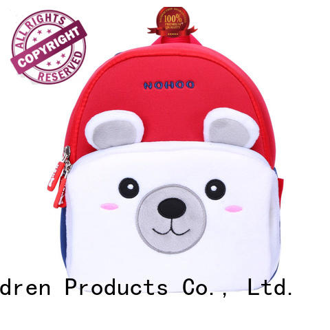 backpack travel cute baby bags Nohoo Children Products Brand