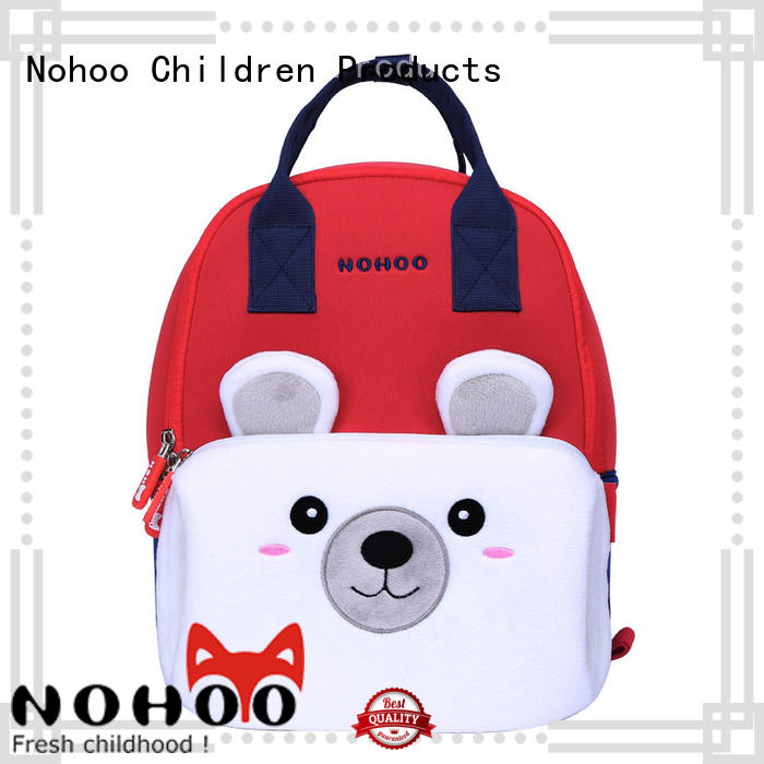 NOHOO blue childrens luggage factory for children